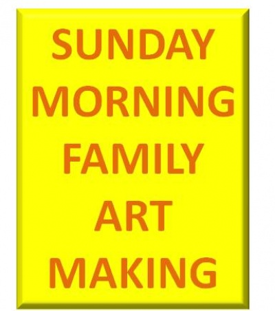 9am Family Art Making 4/30